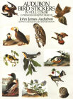 Audubon Bird Stickers